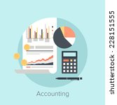 vector illustration of... | Shutterstock .eps vector #228151555