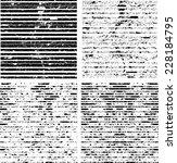 textured stripes in grunge... | Shutterstock .eps vector #228184795