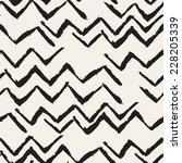 vector seamless pattern.... | Shutterstock .eps vector #228205339
