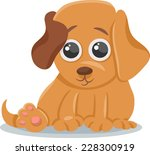 cartoon vector illustration of... | Shutterstock .eps vector #228300919