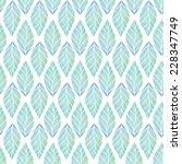 vintage seamless pattern based... | Shutterstock .eps vector #228347749