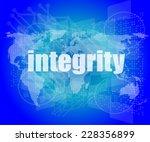 business concept  word... | Shutterstock . vector #228356899