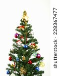 christmas tree | Shutterstock . vector #228367477