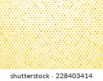 Bright Background With Yellow...