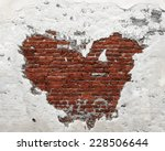 Destroyed Grunge Concrete And...