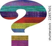 Question Mark Alphabet Symbol...