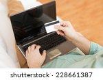 technology  shopping  banking ... | Shutterstock . vector #228661387