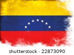 flag of venezuela | Shutterstock . vector #22873090