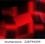 abstract red metal wavy... | Shutterstock .eps vector #228794359