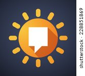 illustration of a sun icon with ...