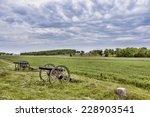 Civil War Era Cannons In The...