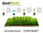 Green Energy Concept   Sprout...