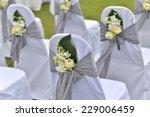 wedding setup | Shutterstock . vector #229006459