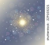 magical stardust. abstract...   Shutterstock .eps vector #229103221