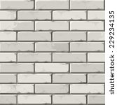 brick wall background texture... | Shutterstock . vector #229234135