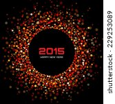 Red Bright New Year 2015...