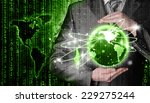 internet concept | Shutterstock . vector #229275244