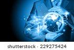 internet concept | Shutterstock . vector #229275424