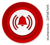 alarm icon  alert sign  bell... | Shutterstock . vector #229387645
