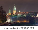 krakow  poland   october  11 ... | Shutterstock . vector #229391821