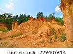 Phae Mueang Phi  Stony Scenery...