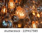 Light Bulbs  Some On And Some...
