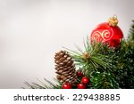 christmas decoration | Shutterstock . vector #229438885