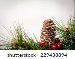 christmas decoration | Shutterstock . vector #229438894