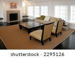 luxury living room   Shutterstock . vector #2295126