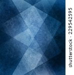 abstract blue background white... | Shutterstock . vector #229542595