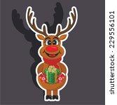 vector illustration of a... | Shutterstock .eps vector #229556101