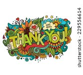 """thank you"" hand lettering and... 
