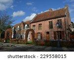 beautiful brick buildings are...