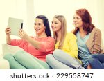 friendship  technology and... | Shutterstock . vector #229558747