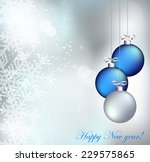 christmas abstract background... | Shutterstock .eps vector #229575865
