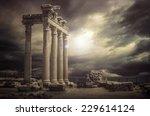 Apollo Temple Ruins  Antalya...