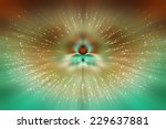 Abstract Multicolored Fractal...