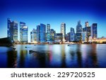 Cityscape Singapore Panoramic...