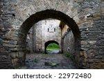 the dark ages | Shutterstock . vector #22972480