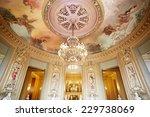 Постер, плакат: Opera Garnier interior with