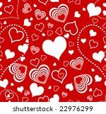 raster version of seamless... | Shutterstock . vector #22976299