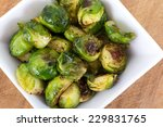Brussels Sprouts Roasted With...