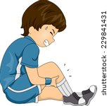 Illustration Featuring A Boy...