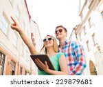 travel  vacation  technology... | Shutterstock . vector #229879681