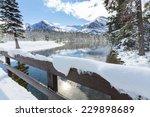 Glacier National Park  Montana...