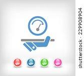 quick performance | Shutterstock .eps vector #229908904