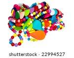 Heap Of Multi Coloured Costume...