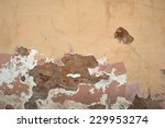 texture of old rustic wall... | Shutterstock . vector #229953274