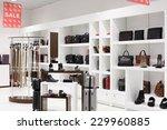 bright and fashionable interior ...   Shutterstock . vector #229960885
