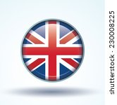 flag of englang  vector... | Shutterstock .eps vector #230008225